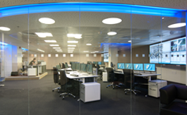Intelligent Control Center for Critical Infrastructure