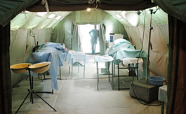 Hôpitaux et cliniques mobiles