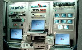 Centre mobile de commandement et de contrôle